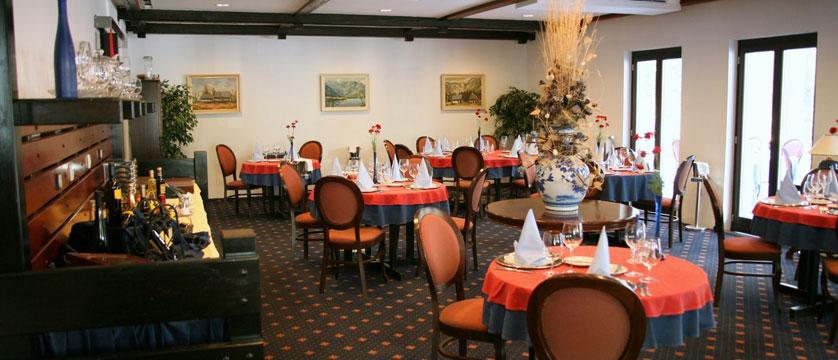 Hotel Jezero, Lake Bohinj, Slovenia - restaurant.jpg